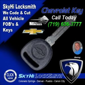 Chevrolet Keys and Fobs